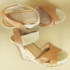 """Tommy Bahama Whist Wedge 4.5"""" Woven US 7.5 B"""
